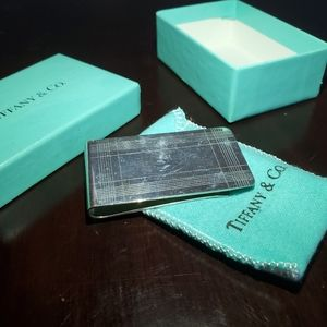Tiffany's money clip